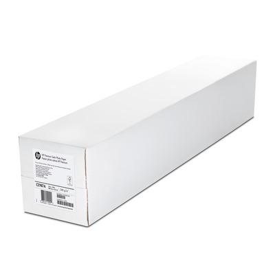 HP Premium Plus satijnglans, 286 gr/m², 610 mm x 15,2 m Fotopapier