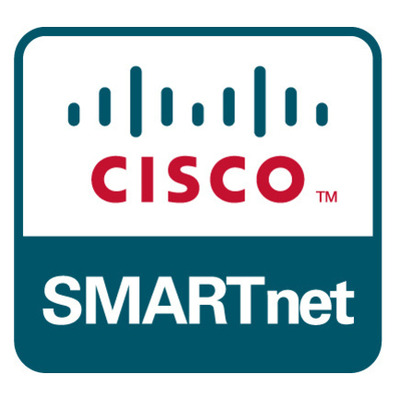 Cisco CON-NC2P-AS2UBK8 aanvullende garantie