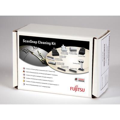 Fujitsu reinigingskit: ScanSnap Cleaning Kit - Multi kleuren