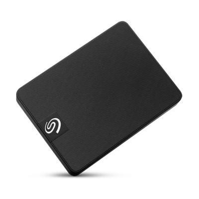 "Seagate 500GB, 2.5"", 400MB/s, Black - Zwart"
