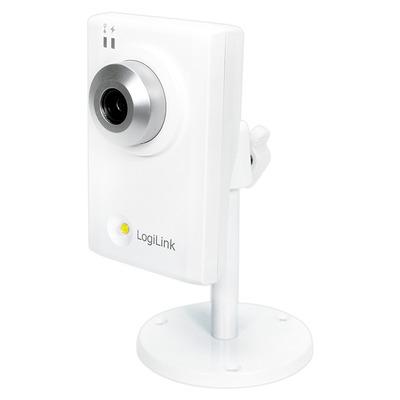 LogiLink WC0020 Webcam - Wit