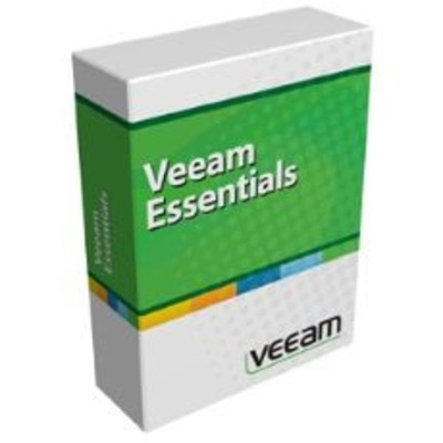 Veeam Backup Essentials Enterprise Plus for VMware software licentie