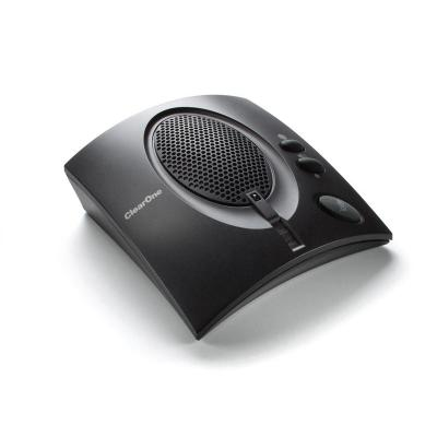 Clearone telefoonspeaker: Chat 50 Plus - Zwart, Zilver