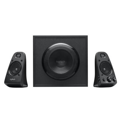 Logitech luidspreker set: Z623 - Zwart