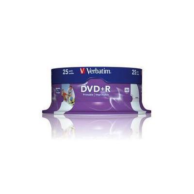 Verbatim DVD: VB-DPR47S2PA