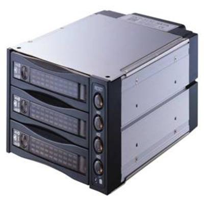 MicroStorage SNT-2131 SATA Drive bay - Zwart