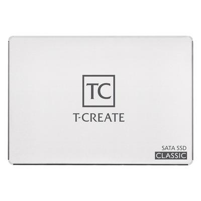 """Team Group 1Tb, 2.5"""", SATA III 6Gb/s, 3D TLC, 550/520 MB/s, Silver SSD"""