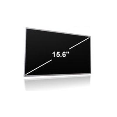 "CoreParts 15.6"" LED WXGA HD Glossy P000522330 Notebook reserve-onderdeel - Zwart"