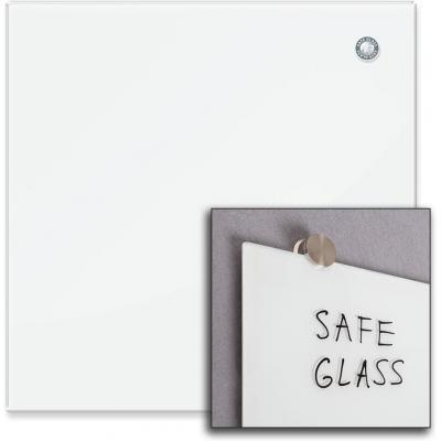 Vivolink magnetisch bord: Glass Board White - Wit