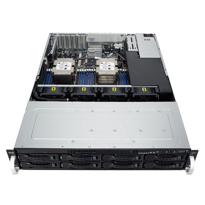 Asus server barebone: RS520-E9-RS8 w/o RAID Card