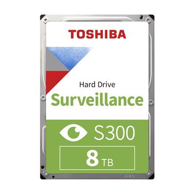 Toshiba S300 Surveillance Interne harde schijf