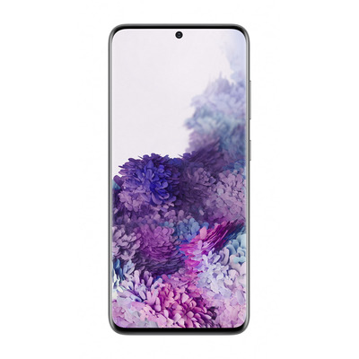 "Samsung Galaxy S20 4G 128G 6,2"" Enterprise Edition Smartphone - Grijs 128GB"