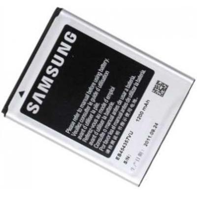 Samsung batterij: Li-Ion 1200mAh - Zwart, Grijs