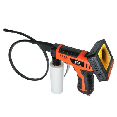 Dnt industriele endoscoop: Findoo ProfiClean 3.5 - Zwart, Oranje