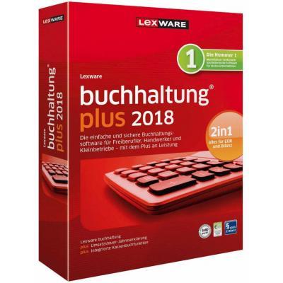 Lexware financiele analyse-software: Buchhaltung Plus 2018, ESD