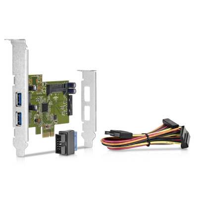 HP 663213-001 Interfaceadapter