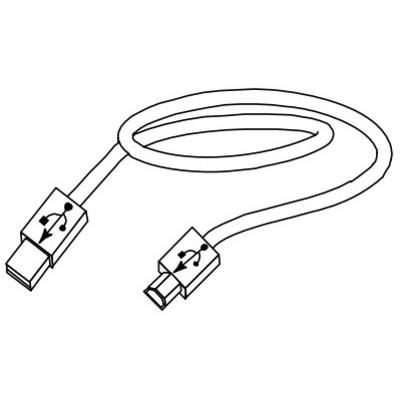 Datamax O'Neil 502543 USB-kabels