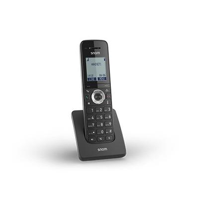 Snom M15 SC Dect telefoon - Zwart