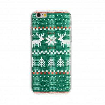 FLAVR Ugly Christmas Sweater Mobile phone case - Groen