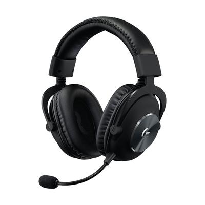 Logitech G Pro X wired gaming Headset - Zwart