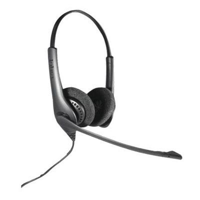 AGFEO 1500 Duo Headset - Zwart