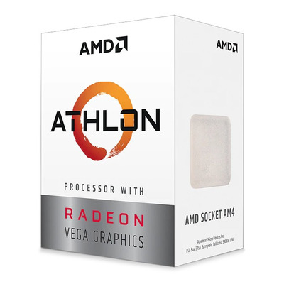 AMD 3000G Processor