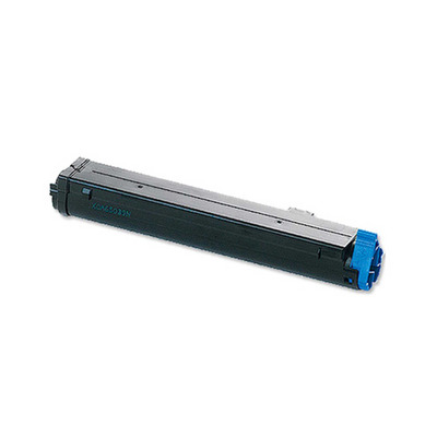 OKI cartridge: Black Toner Cartridge f B4400 & B4600 - Zwart