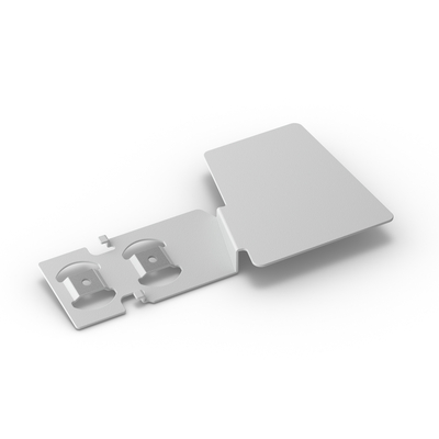 Epson Card Reader Holder Printing equipment spare part - Wit
