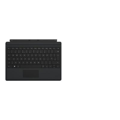 Microsoft mobile device keyboard: Surface 3 Type Cover - Zwart