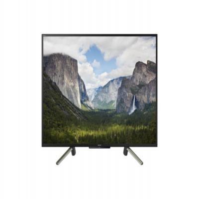 Sony KDL-50WF665 Led-tv - Zwart, Zilver