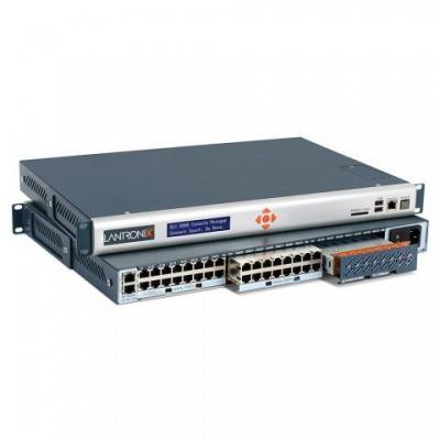 Lantronix SLC 8000 Console server - Grijs