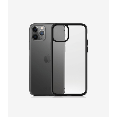 PanzerGlass ClearCase iPhone 11 Pro - Black Edition Mobile phone case - Zwart,Transparant