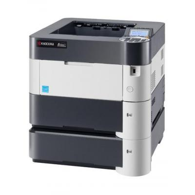 Kyocera laserprinter: Snelle zwart-wit laserprinter met netwerkmogelijkheden - Zwart, Wit