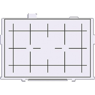 Canon camera kit: FOCUSING SCREEN EE-D FOR EOS 5D - Transparant