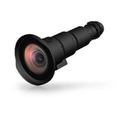"""Panasonic 4.1-4.4mm f-f, 2F, 100-400"""", 170x391x170mm, 3.2kg, BLack Projectielens - Zwart"""