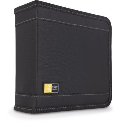 Case logic : Cd-houder voor 32 cd's - Zwart