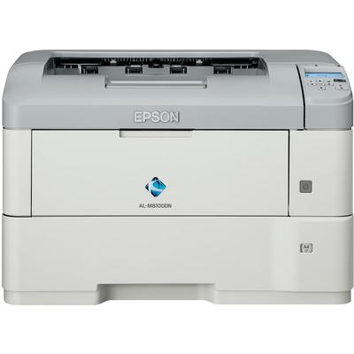 Epson AL-M8100DN Laserprinter - Zwart