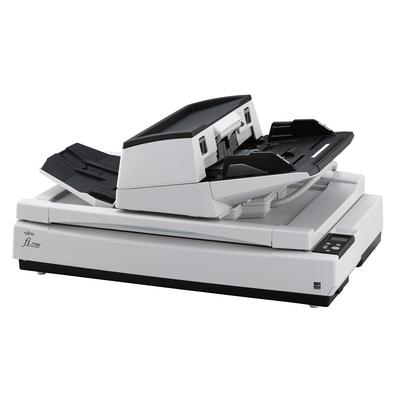 Fujitsu fi-7700 Scanner - Zwart, Wit