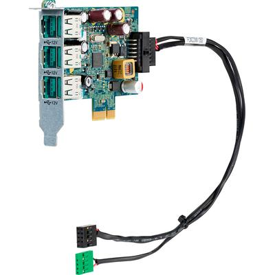 HP Engage Flex Pro 12V PUSB standaardkaart Interfaceadapter - Zwart,Groen