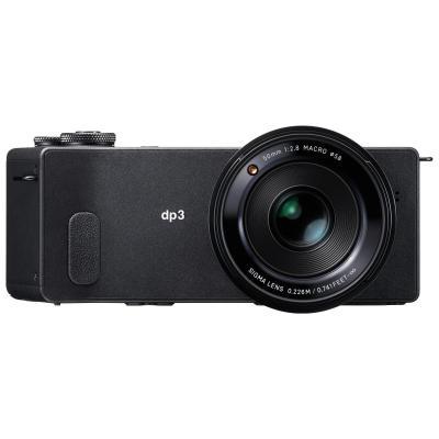 Sigma DP3 Quattro Digitale camera - Zwart