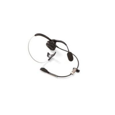 Honeywell Sgle Ear/HDBD Voxware Brand Mx/Vx/Hx Headset - Zwart