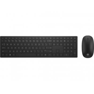HP 4CE99AA toetsenbord - Zwart
