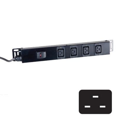 Black Box BBIEC4C19VC20 Energiedistributie-eenheden (PDU's)