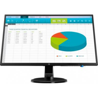 "HP N246v 23,8"" Full HD IPS Monitor - Zwart"