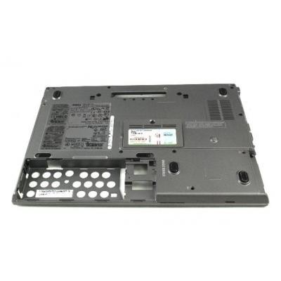 Dell notebook reserve-onderdeel: Bottom Base Case - Zwart, Grijs