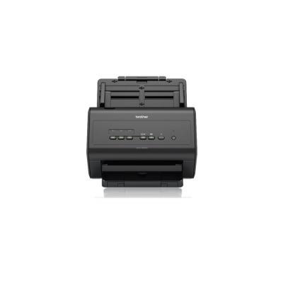 Brother scanner: ADS-3000N - Zwart
