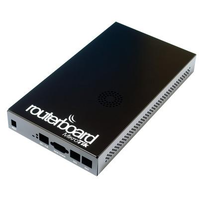 Mikrotik CA800 Apparatuurtas - Zwart