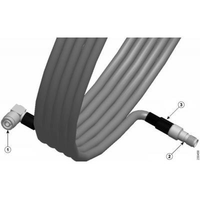 Cisco netwerkkabel: 50-ft (15m) Ultra Low Loss LMR 400 Cable