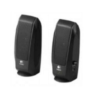 Logitech Speaker: S120 OEM 2.0 Speaker - Zwart