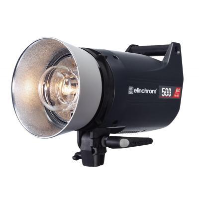 Elinchrom ELC Pro HD 500/500 to go Set 3.0 Camera flitser - Zwart